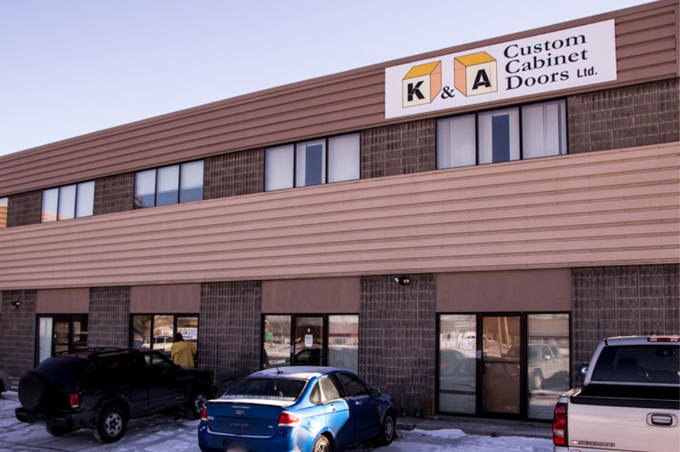 K&A Custom Cabinet Doors Ltd.